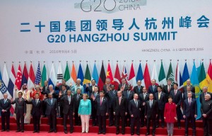 Macri fue elogiado por Obama en la apertura de la cumbre del G20