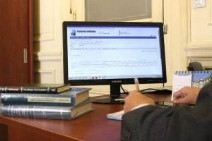 Implementan órdenes de allanamiento digital en los Juzgados de Control de la Capital