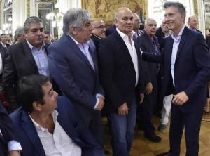 """""""Es un prejuicio decir que Macri es flexibilización laboral"""""""