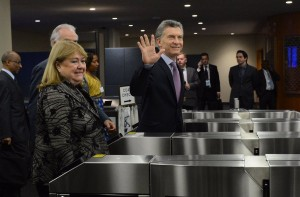 """Tras la desmentida de Gran Bretaña, Macri reafirmó que hay """"buena predisposición"""" para iniciar un diálogo"""