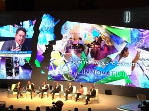 """""""Buenos Aires será un centro de innovación para América Latina"""", vaticinó el embajador de EEUU"""