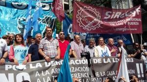 Líderes sindicales cordobeses van al Confederal con mandato de Paro Nacional con fecha