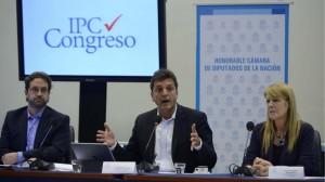 Opositores explicaron baja de inflación debido a la suspensión del tarifazo