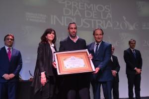 """Taranto fue reconocida por su """"Innovación Industrial"""""""