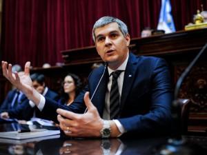 Senado: Para Peña, la Argentina está en camino de una baja gradual de la inflación