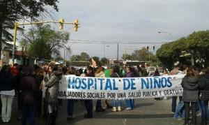 Salud pública: Exigen a las conducciones gremiales un paro provincial