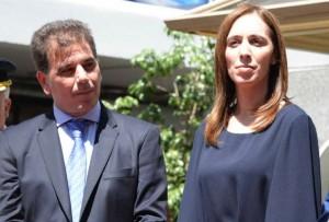 Vidal designa a un civil para manejar los fondos de la Policía Bonaerense