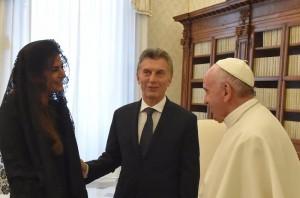 Macri con intensa agenda, antes de viajar al Vaticano