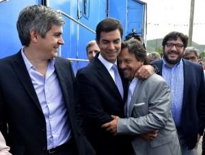 """Urtubey e influyentes macristas destacaron """"trabajo en equipo"""" en torno al Plan Belgrano"""