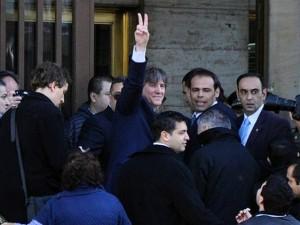 Para no ser juzgado por la venta de la ex Ciccone, Boudou presentó un escrito ante el juez