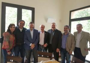 Avanza el proyecto que unirá el norte cordobés con el troncal del Belgrano Cargas