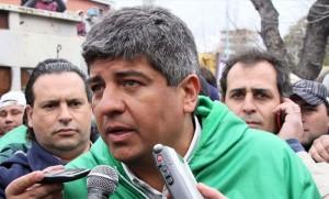 """Pablo Moyano insistió con un paro """"para terminar con el 'verdugueo' del gobierno"""""""