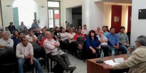 Universitarios se suman a la Jornada de Protesta lanzada por la CGT para el #19Oct
