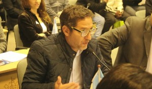Tras la imputación, Méndez hizo su descargo, apuntándole al fiscal de la causa Hotel Miramar