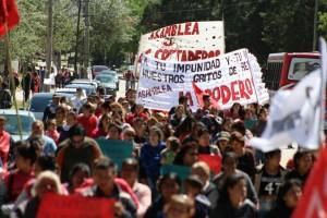 """Organizaciones sociales piden por """"una mesa de diálogo social"""" que articule políticas integrales"""