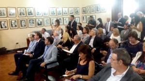 """Presupuesto: Tras la """"clase"""" de Giordano, opositores objetaron los aumentos impositivos y el índice que se toma para pauta salarial"""