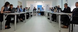 """Evalúan el desembarco del plan """"Barrios Seguros"""" de Nación en el resto de las provincias"""