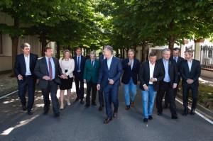 Tras reunión con  gobernadores, gobierno avanzará en Reforma Electoral, pero Ganancias quedará para el año próximo