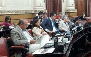 "Tras su pase a filas de UPC, el Frente Cívico tildó de ""tránsfuga política"" a Oviedo"