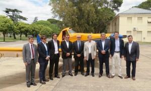 Productores podrán acceder a financiamiento para la compra de aviones fumigadores