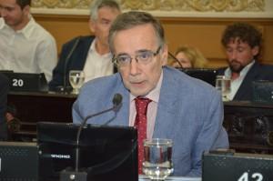 Legislatura decretó tres días de luto por el fallecimiento de Jorge Font