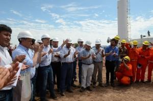 """Desde El Impenetrable, Macri destacó que el trabajo """"es la solución a la pobreza"""""""