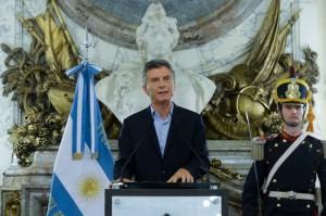 """Espero que podamos trabajar juntos"", afirmó Macri, al felicitar a Donald Trump"