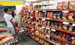 Precios de la canasta navideña llegan con subas del 39%
