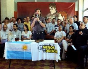 """Narcotráfico: Para el padre """"Pepe"""" Di Paola, a Viroche """"lo mataron"""""""
