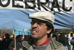 """Por temeraria declaración, Esteche fue denunciado por """"intimidación pública"""""""