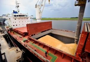Las exportaciones agroindustriales aumentaron un 25% y se prevé una cosecha récord de granos