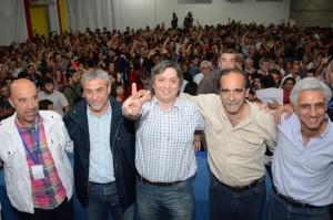 Máximo cuestionó al gobierno por ir contra las universidades, mientras le perdona la deuda a las compañías de energía