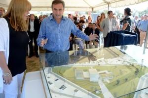 Mestre encabezó llamado a licitación para construir el tercer Parque Educativo de la ciudad