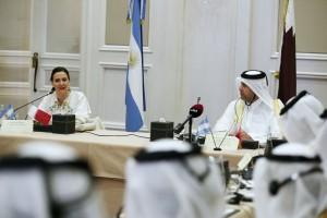 A través de acuerdo bilateral con Qatar, se creará fondo por USD 1.000 M para obras de infraestructura