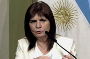 Al discrepar con Pichetto, Bullrich rechazó actitudes xenófobas