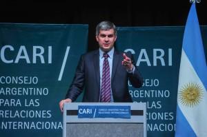 """Al cargar contra CFK, Peña vaticinó """"una buena elección"""" legislativa de Cambiemos"""