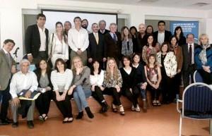 Presenta en encuentro nacional, un proyecto innovador en salud del adulto mayor