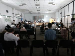 Primera lectura: La alianza Radical-PRO aprobó el Presupuesto 2017 enviado por Mestre
