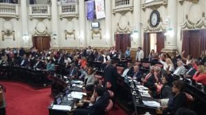 Unicameral sancionó la ley que regula la profesión de acompañante terapéutico
