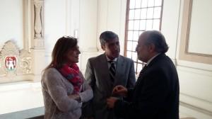 """Tras desestimación de Jury a Hidalgo, triunvirato opositor reafirmó """"pacto espurio entre los dos PJ"""""""