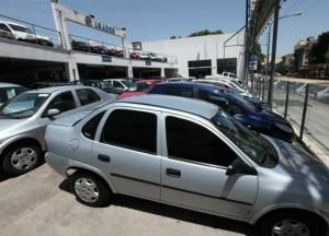 La venta de autos usados cayó 22,6% (interanual)