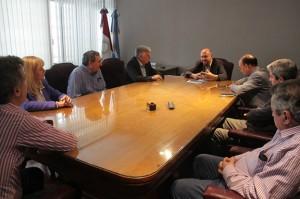 Vialidad acordó plan de obras con Consorcios Camineros, a partir de una inversión inicial de $920 millones