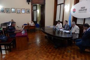 """Polémica: Opositores tildaron de """"nula"""" la audiencia por el Presupuesto"""