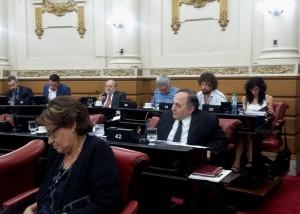 """Ganancias: Oficialismo evitó """"más tensión"""" en la interna del PJ, al no apoyar proyecto de Cambiemos"""