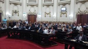 Unicameral: Sin sobresaltos, UPC aprobó paquete económico para el 2017