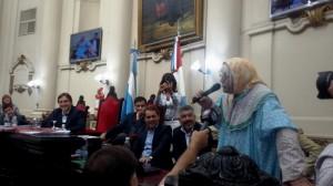 Ley de Bosques: Doña Jovita volvió a la carga en contra del desmonte. Esta vez, pidió sumarse a la marcha