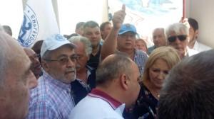 """Al ponerse a disposición de la justicia, Suárez defendió el """"legítimo derecho constitucional de opinar y protestar"""""""