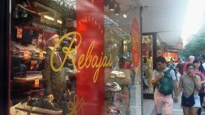 En navidad, ventas minoristas cayeron 2,1%