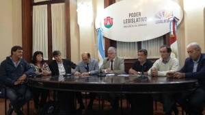 UPC celebró compromiso de Cambiemos de avanzar en una nueva ley de ordenamiento de bosques nativos