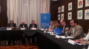 Gobierno pidió que el Foro Empresario priorice las próximas obras de infraestructura de la región